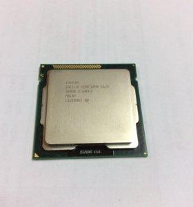 Процессор Intel Pentium G620