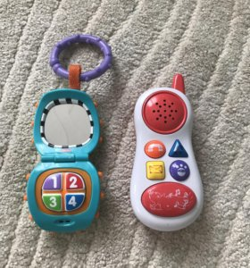 Развивающиеся игрушки Fisher Price