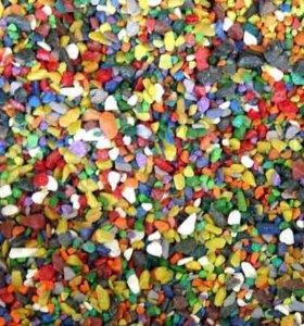 Камешки для аквариума