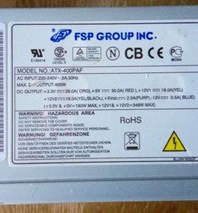 Блок питания FSP Group ATX-400PAF 400W