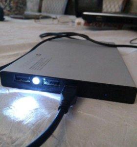 Внешний аккумулятор ROMBICA NEO NS-00190.