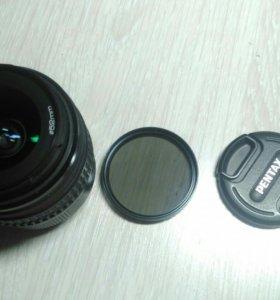 Объектив Pentax 18-55mm f/3.5-5.6