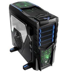 """Мощный игровой компьютер + Asus 24""""монитор IPS"""