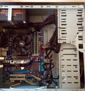 Системный блок 4 ядра, 3,4GHz, 8GB