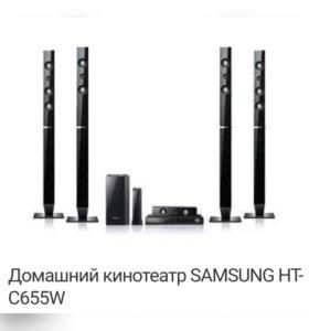 Цифровой домашний кинотеатр Samsung HT-C655W