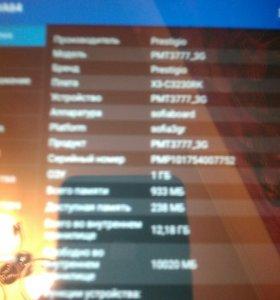 Планшет Prestigio 3777 3G 16g
