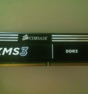 4 GB DDR-3 1600 MHZ