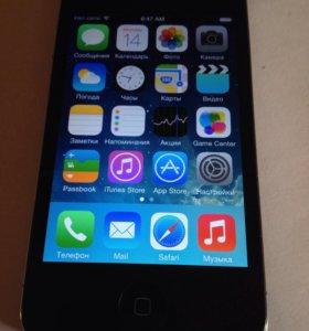 iPhone 4 , 8gb black