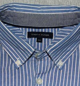 Рубашка Tomy_Hilfiger, р.164, б/у