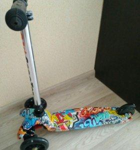 Скутер Мини Принт (новый)