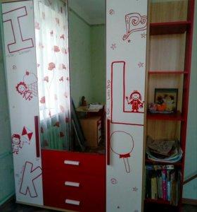 Шкаф для одежды и белья АЛФАВИТ