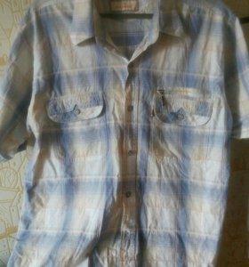 Рубашка муж 50-52
