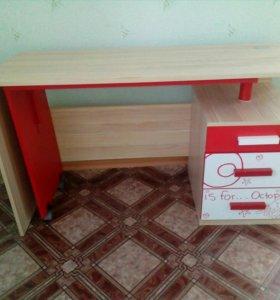 Стол для детской АЛФАВИТ