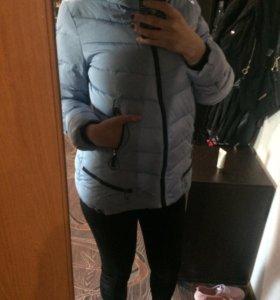 Куртка демисезонная,фирмы KEMIRA,состояние 5/5.