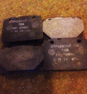 Тормозная колодка дискового тормоза ВАЗ СССР