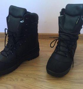 Берцы для военнослужащих зимние