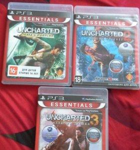 Игры для SONY PS 3