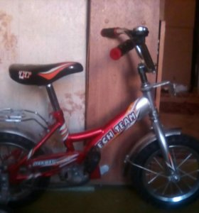 Велосипед TECN TEAM