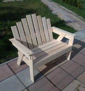 Мебель для сада под заказ