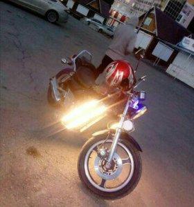 Kawasaki eleminator 250