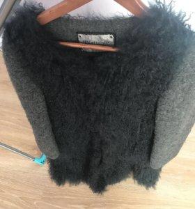 Жилет- пальто