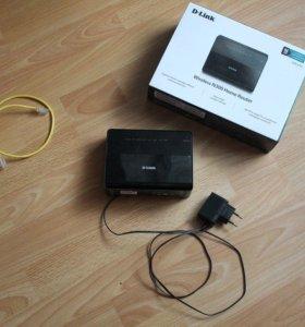 D-Link dir-615. Wi-Fi роутер N1