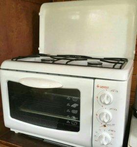 Газовая плита Gefest ПГ-100 с духовкой