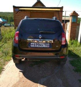 Renault Duster Дизель