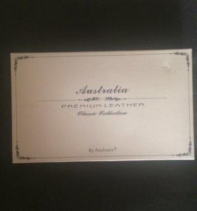 Кошелек-Клатч Australia Premium Leather Classic
