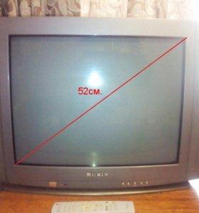 """телевизор """" рубин """""""