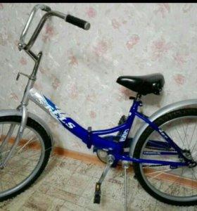 Велосипед складной Stels pilot710