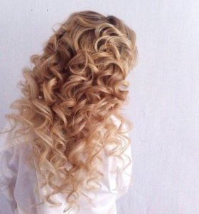 Натуральные волосы (Трэссы)