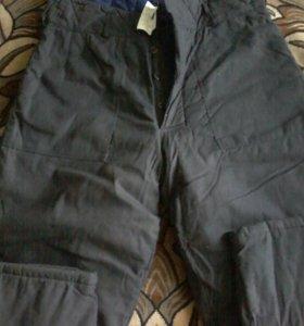 Новые ватные штаны