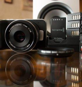 Blackmagic Pocket Cinema Camera + Olympus 17mm