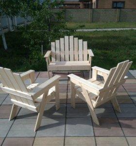 Мебель для сада на заказ