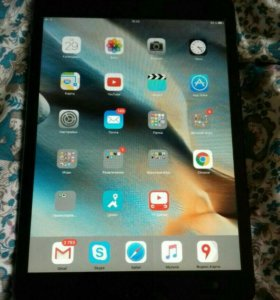 Apple iPad mini 16gb cellular 3g