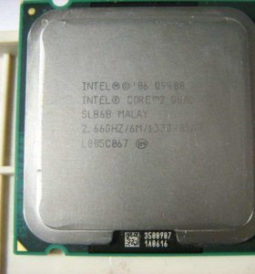 процессор core 2 quad q 9400