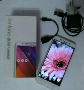 Телефон Asus zenfone max