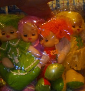 Куклы музыкальные