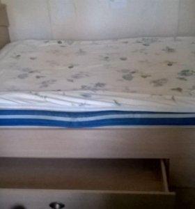 Кровать .Возможен торг