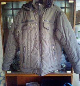 Теплая куртка Milton magnetic active style