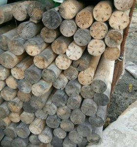 Столбики для забора, навеса 2,6м