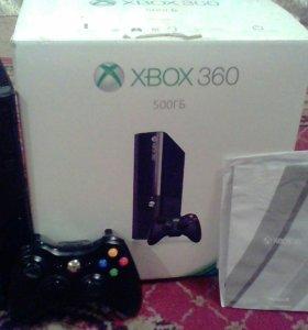 Xbox 360 500ГБ в отличном состоянии