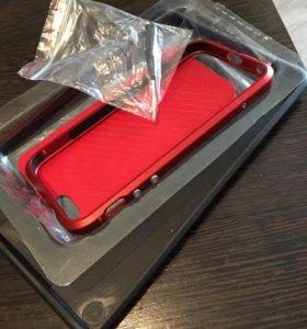 Бампер на iPhone SE