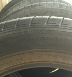 Hankook optimo 225/60 r17