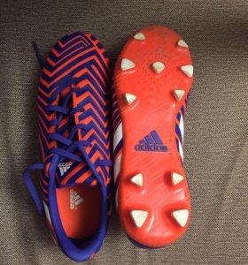 Бутсы Adidas футбольные