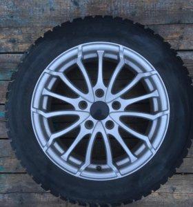 Колёса R16 205/55 зима