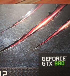 gtx geforce 980