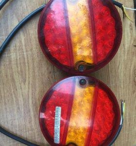 Фонари диодные 24 вольта