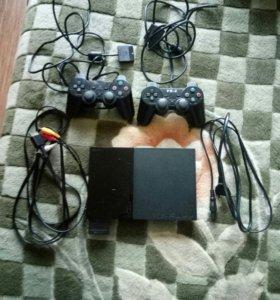 Sony Playstation 2(чипованная)